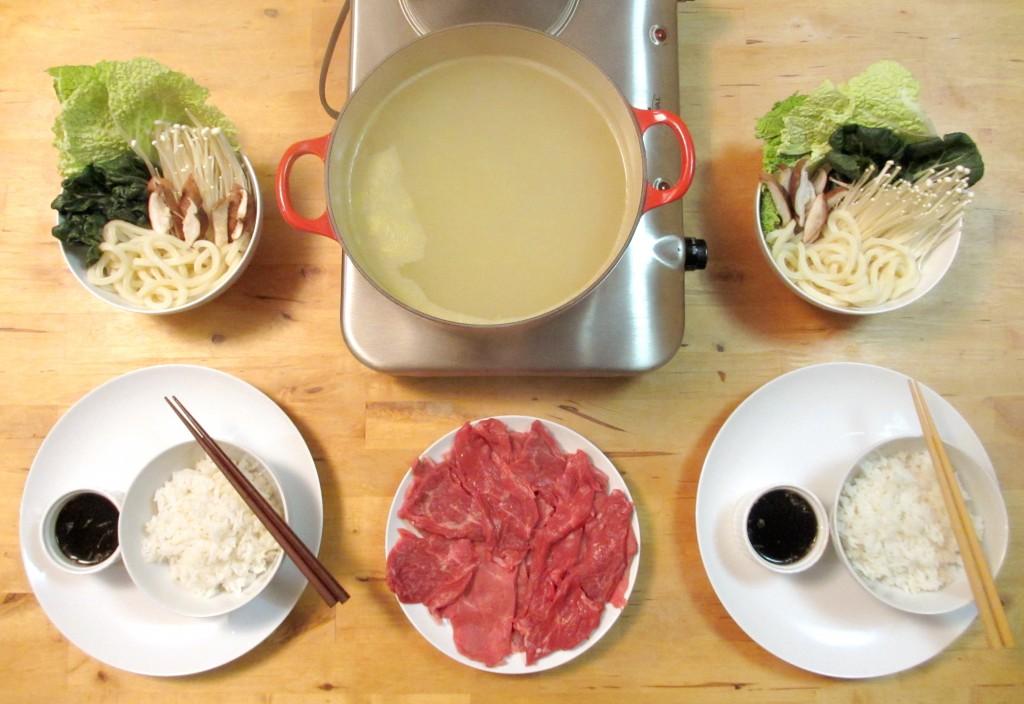 how to make ponzu sauce shabu shabu