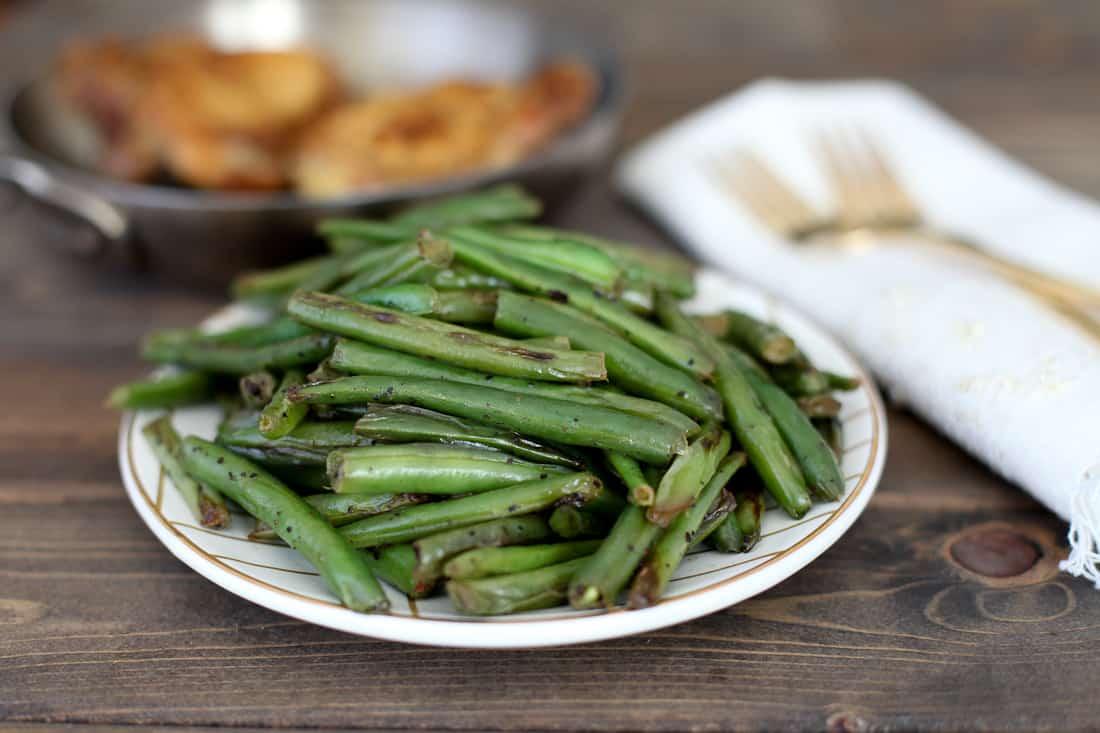 Recipe Rewind: Dad's spicy green beans