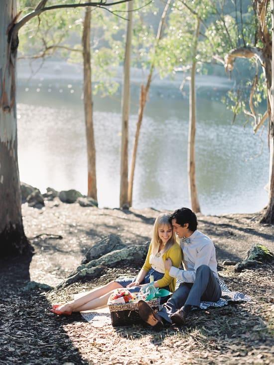 Park Engagement Photos