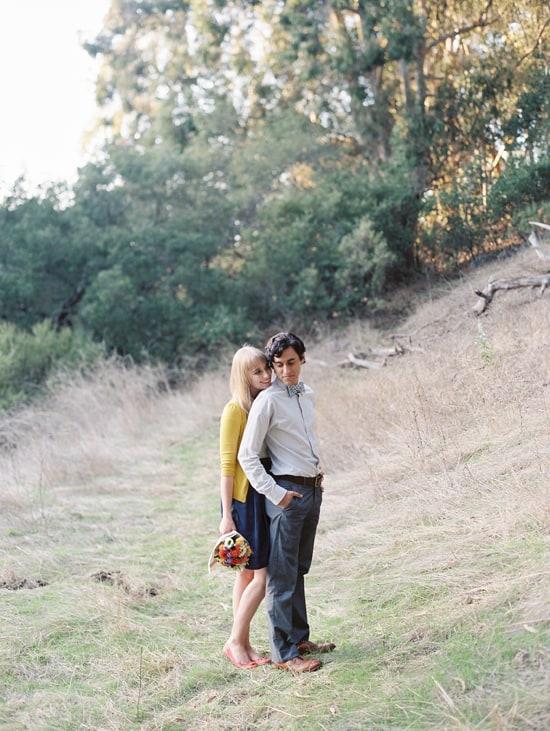 Tilden Park Engagement Photos