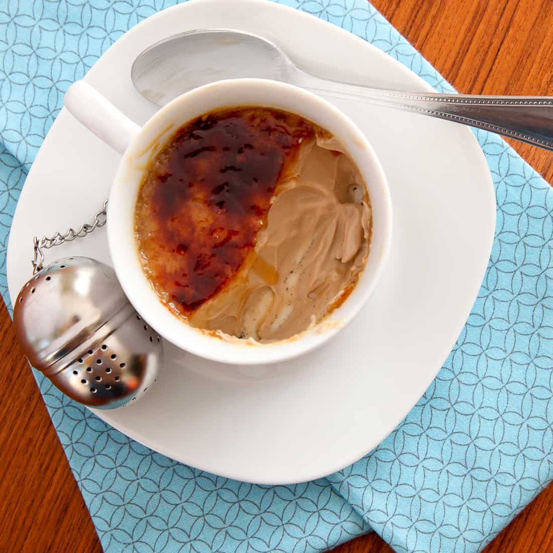 Earl Grey Creme Brulee Mug