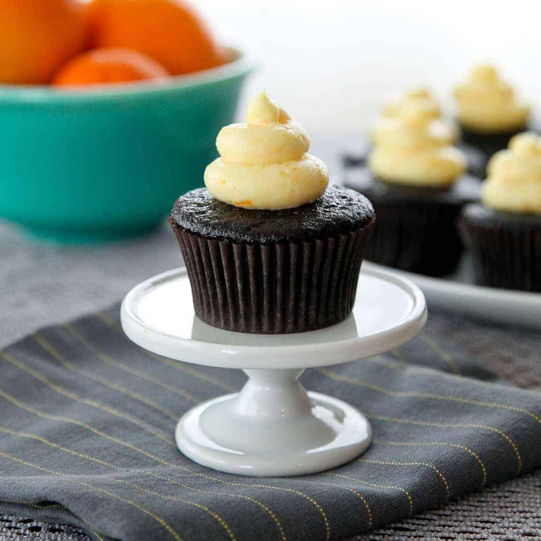 OrangeCreamsicleCupcakes