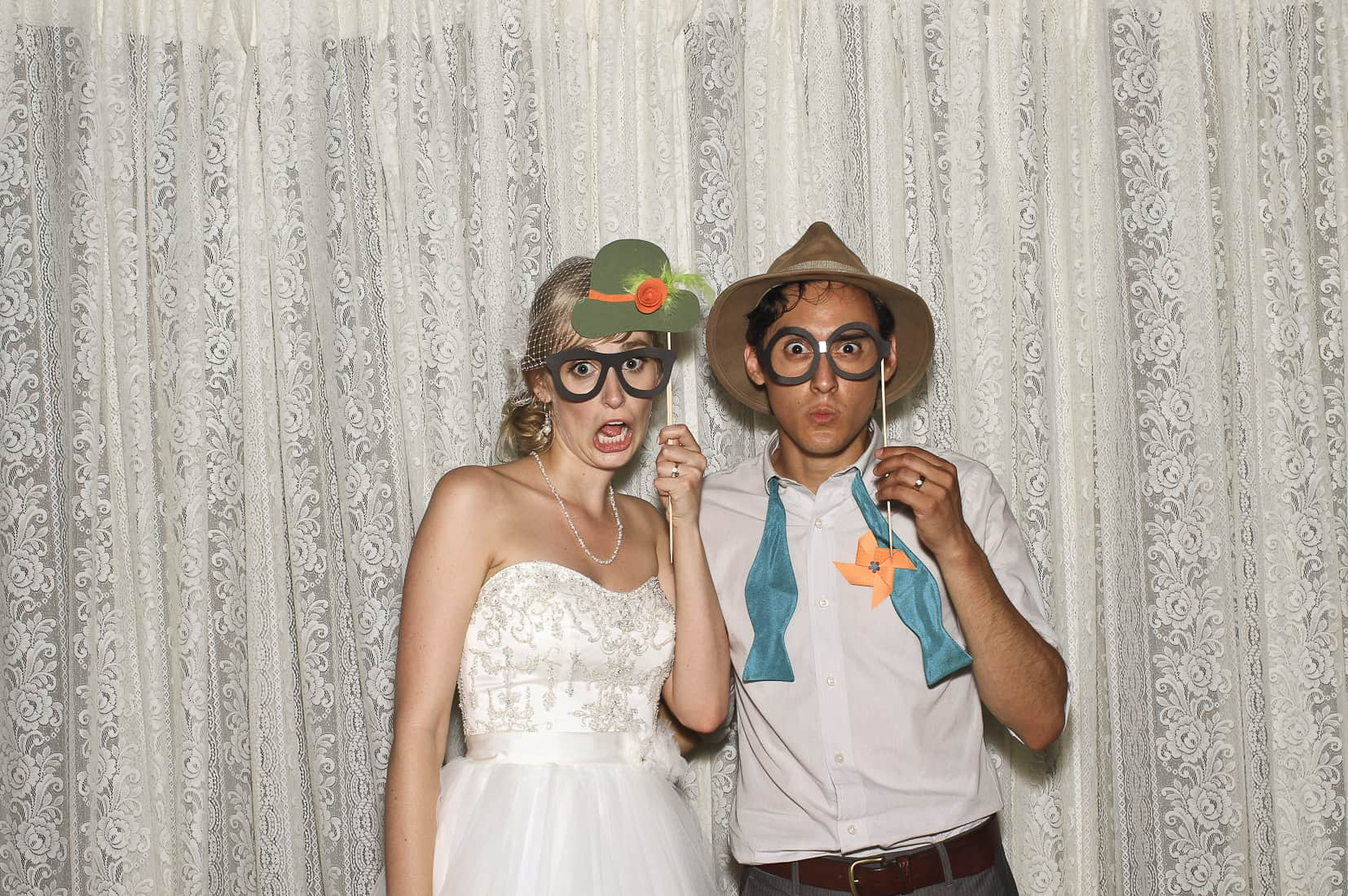 Bride & Groom Photobooth