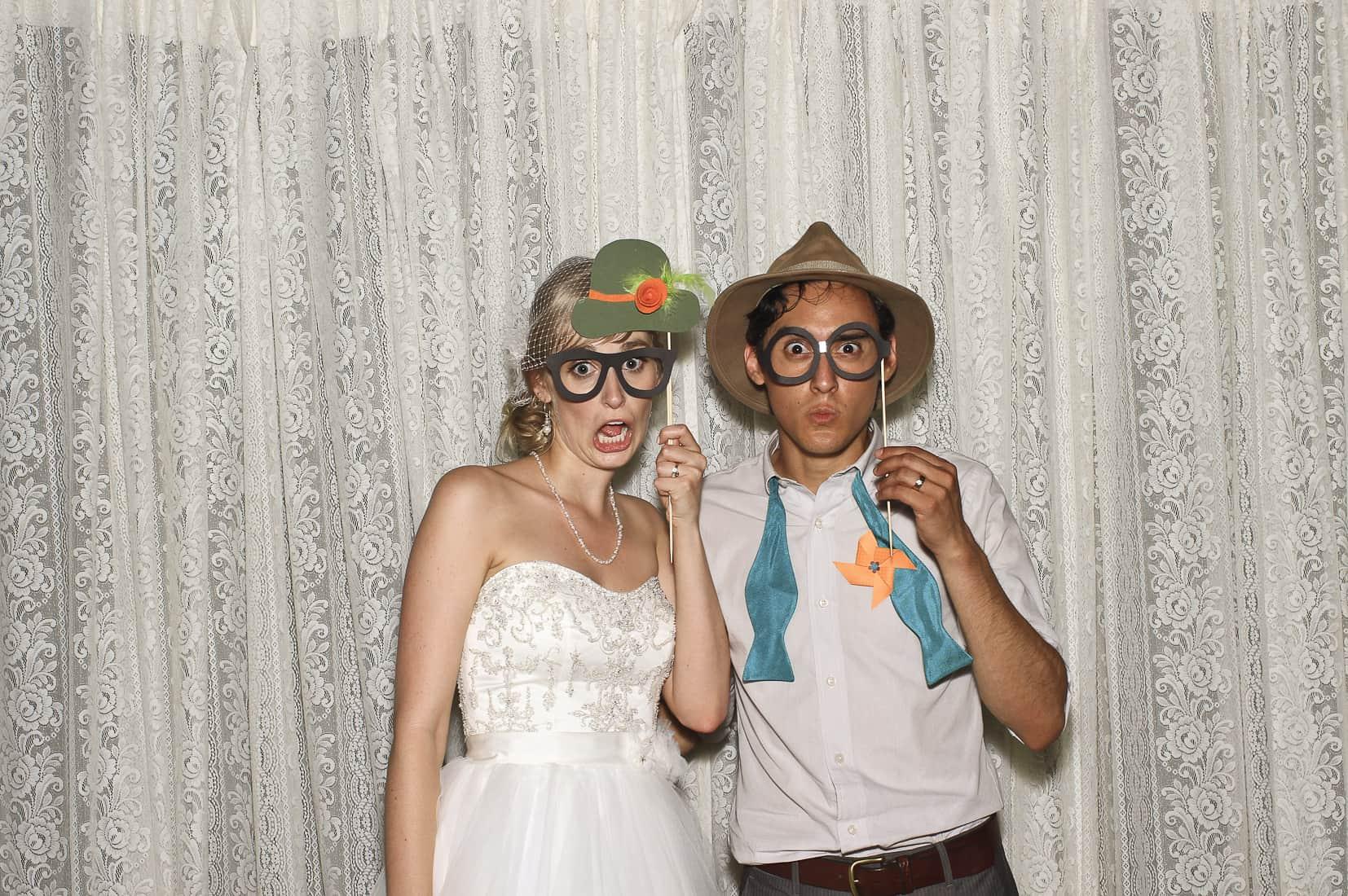 Bride & Groom Photobooth