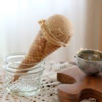 Root beer float ice cream