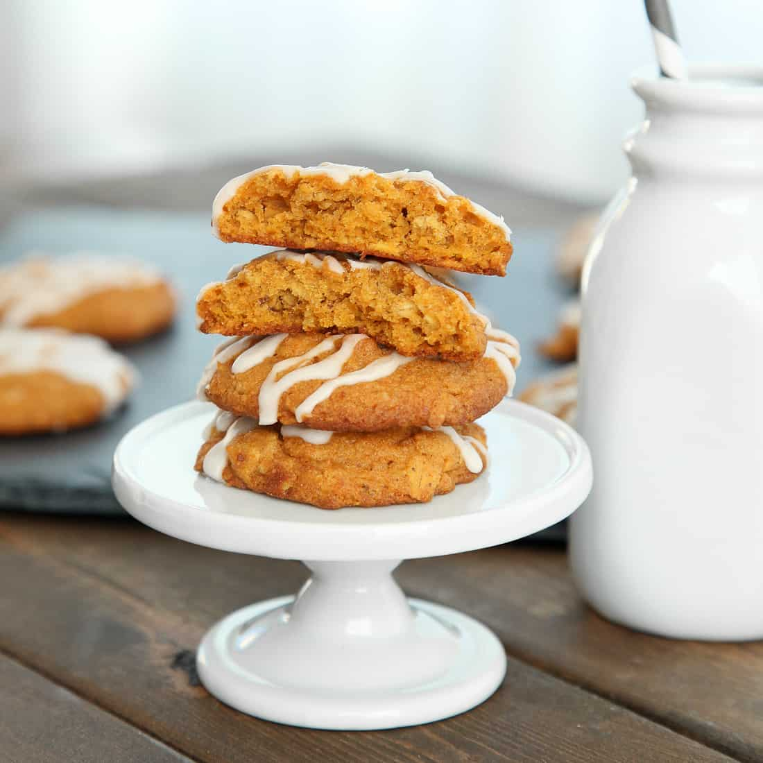 Pumpkin Spiced Cookies