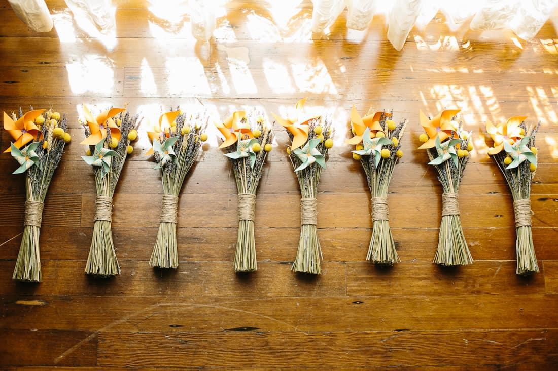 1. BridesmaidBouquets