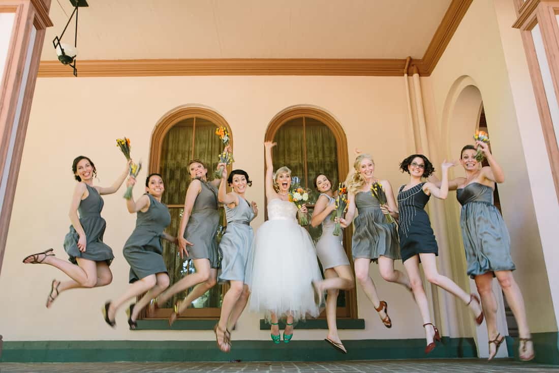 BridesmaidsJump