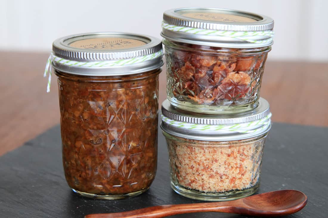 Trio of DIY Bacon Gifts