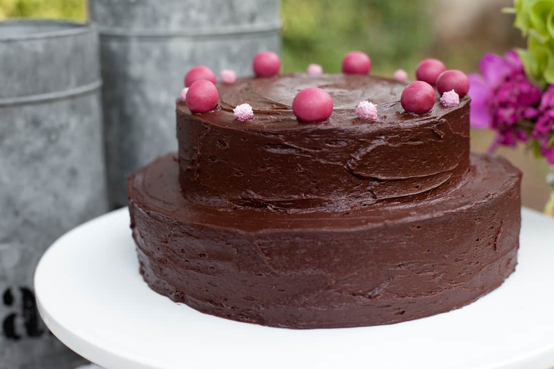 Gluten-Free Chocolate Layer Cake Recipes — Dishmaps