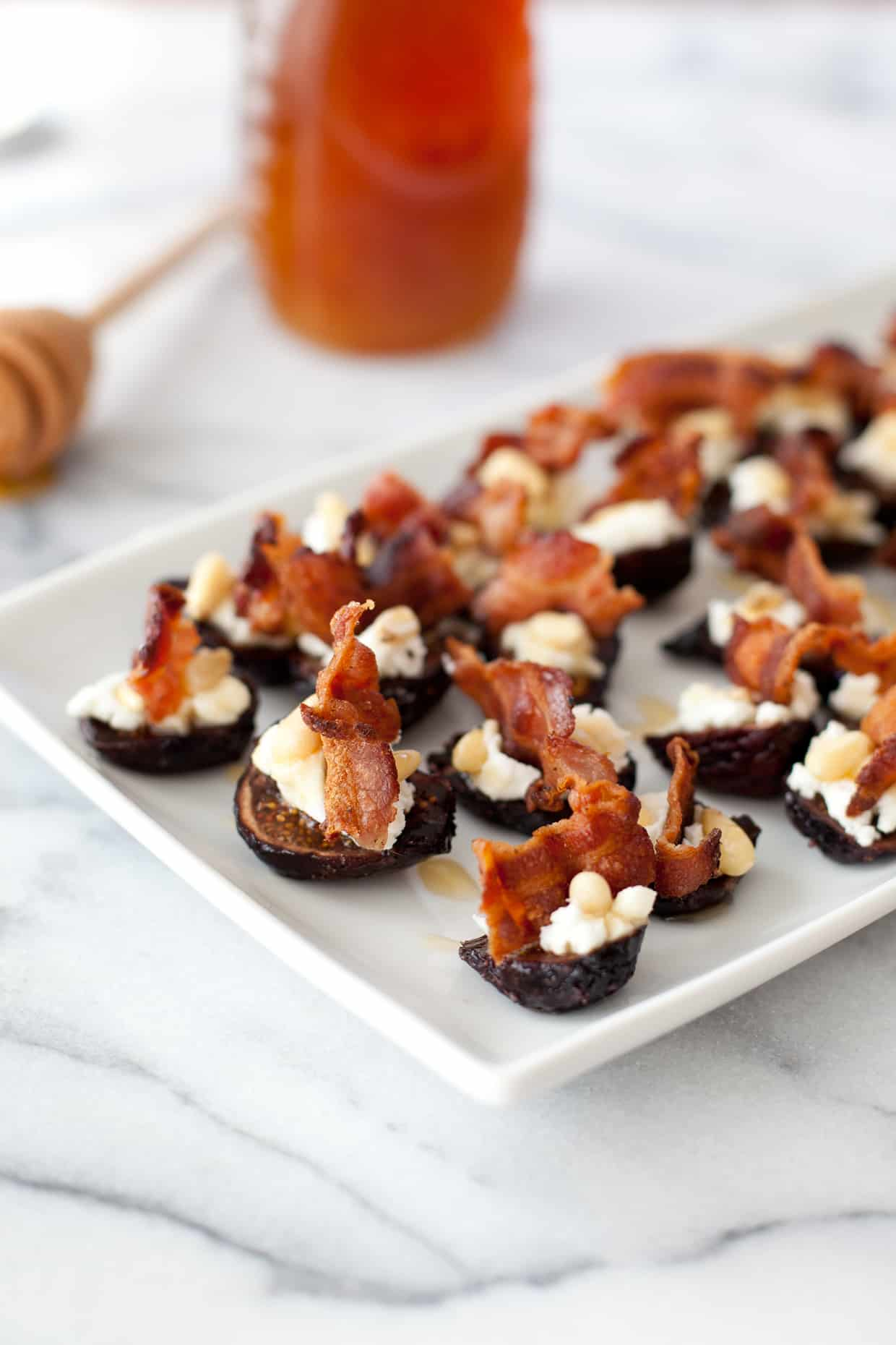 Pancetta Crisps With Goat Cheese And Figs Recipes — Dishmaps