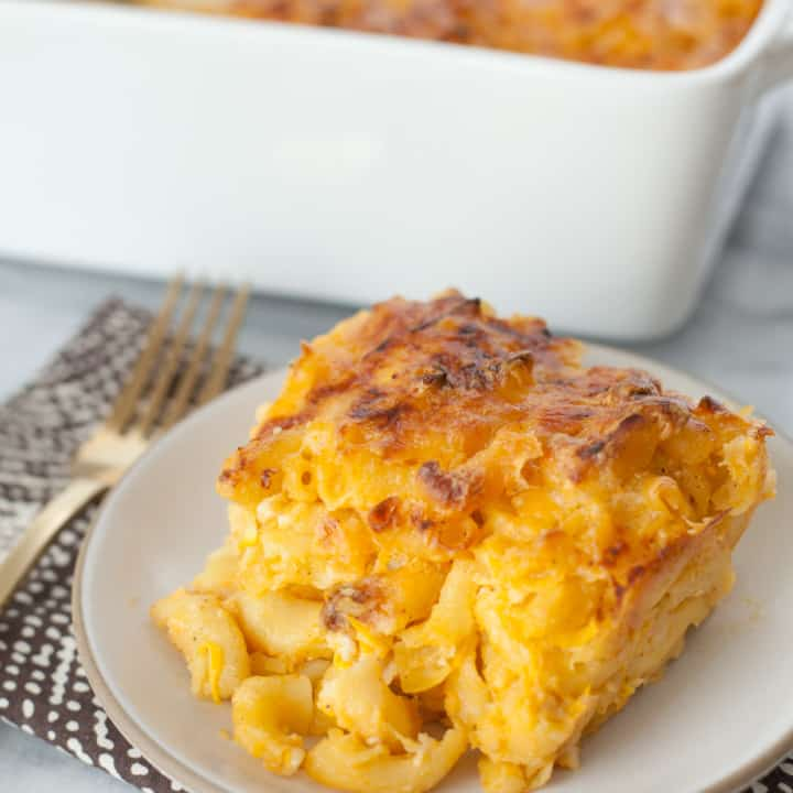 Cauliflower Macaroni and Cheese
