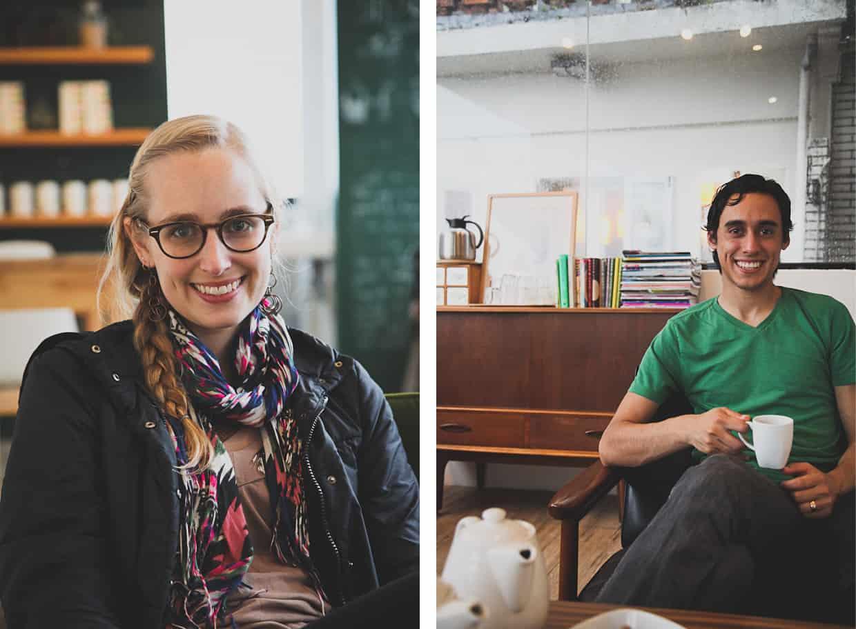 Sarah & Lucas Tea Juifen