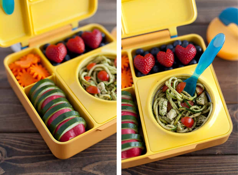 Pesto Zucchini OmieBox