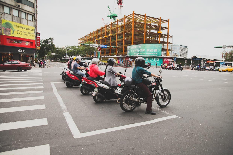 Taipei Scooters
