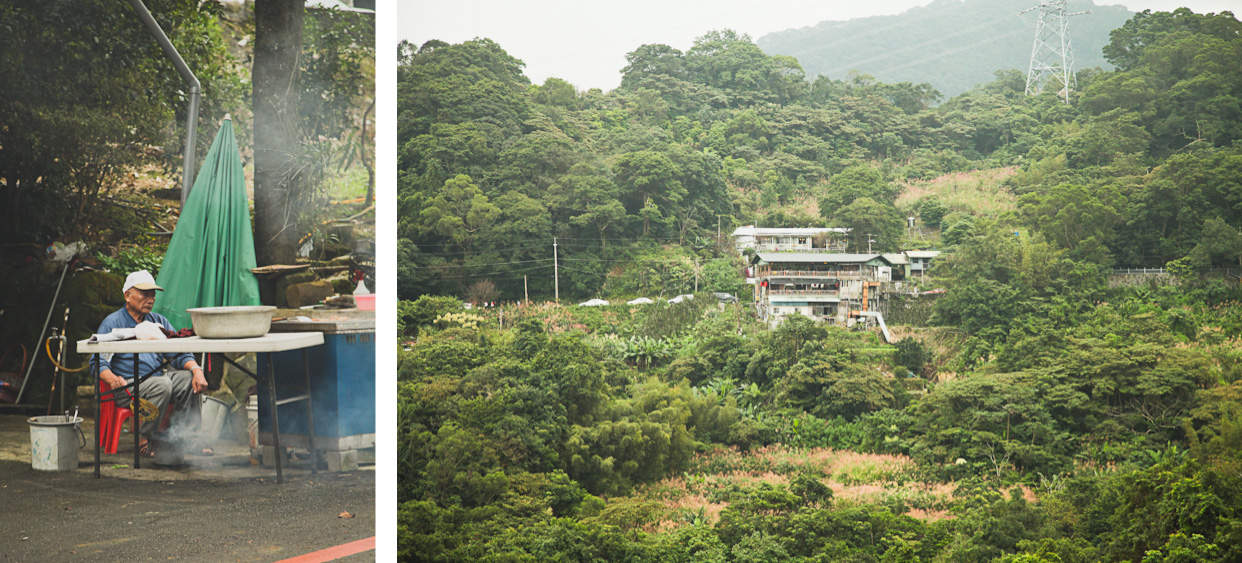 Taipei Tea Gardens Salesman