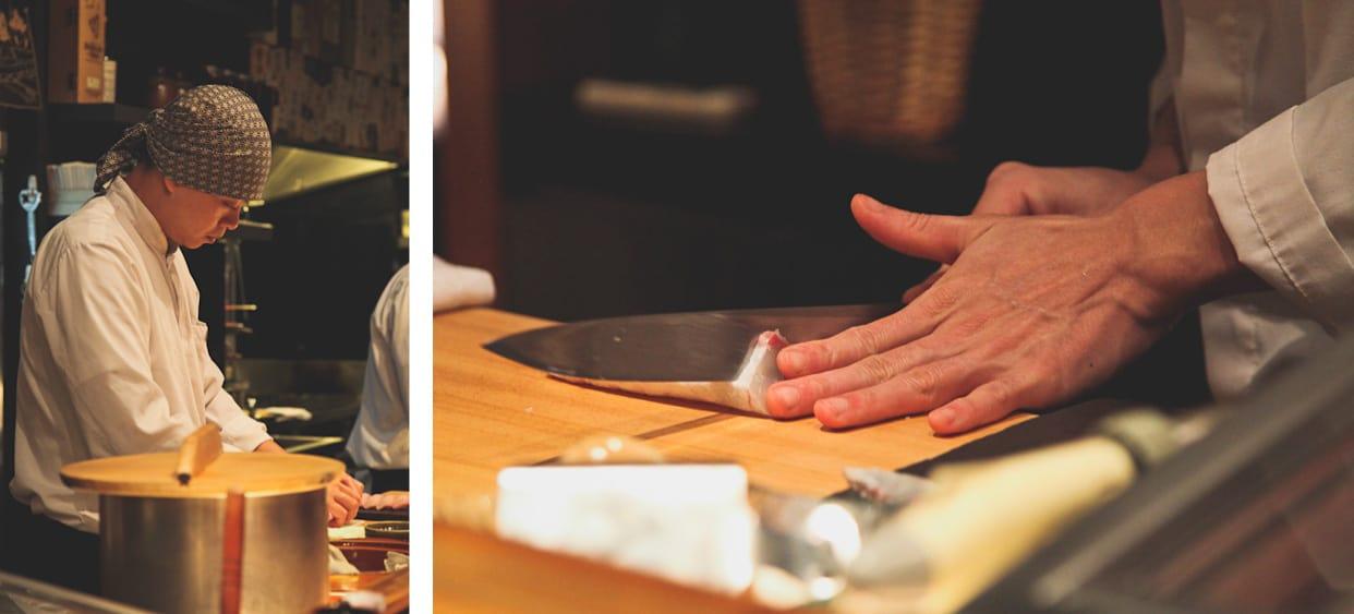 Yo Sushi Chef