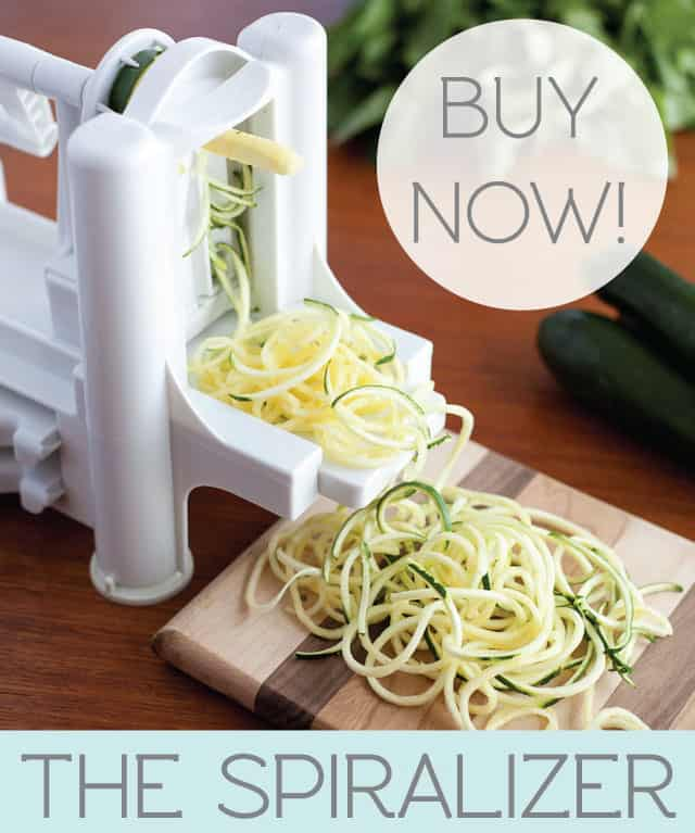 Buy a Spiralizer