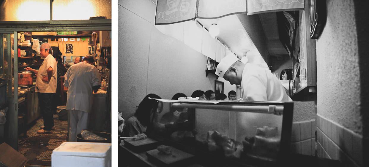 Tsukiji Restaurants