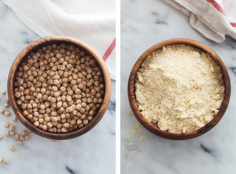 Ground Chickpea Flour