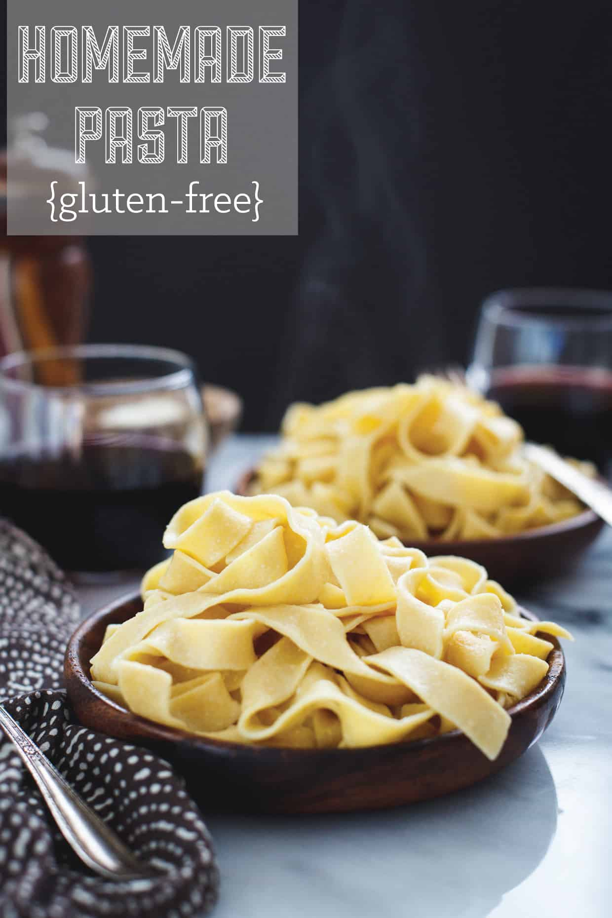 Homemade Gluten-free Pasta