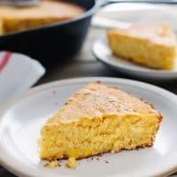 Gluten-Free Buttermilk Skillet Cornbread