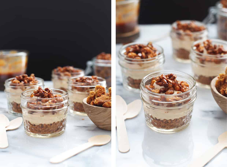 Caramel Cheesecake Mousse