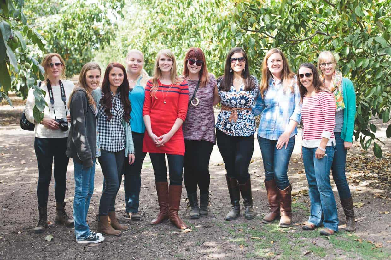 Walnut Blogging Tour