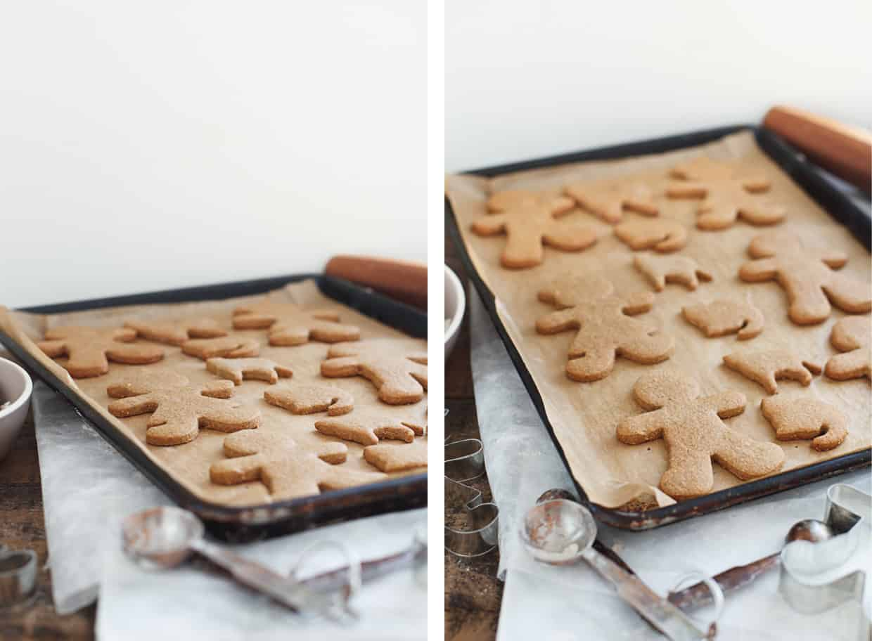 Gluten- Free Gingerbread Men
