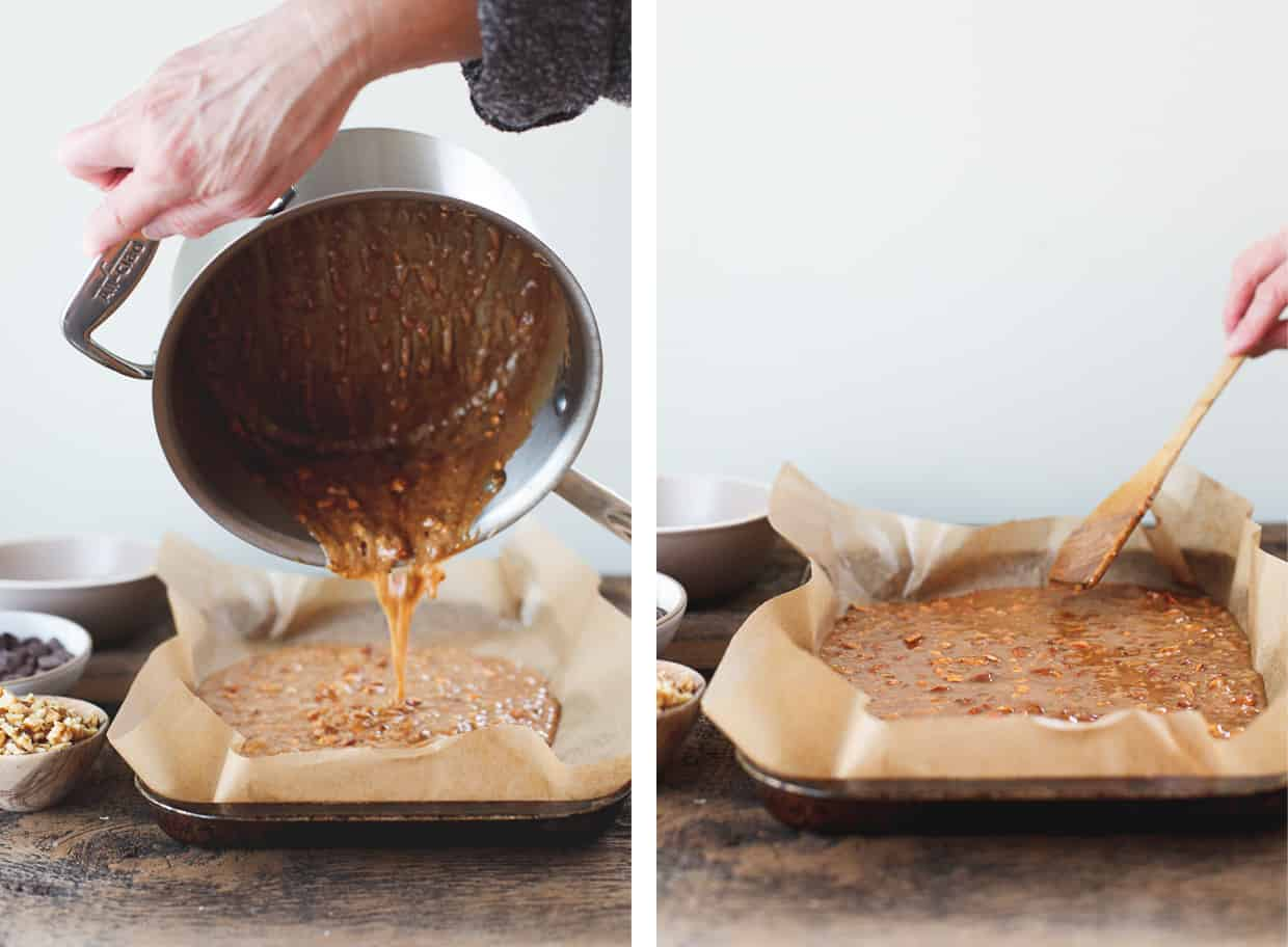 How to Make Almond Toffee