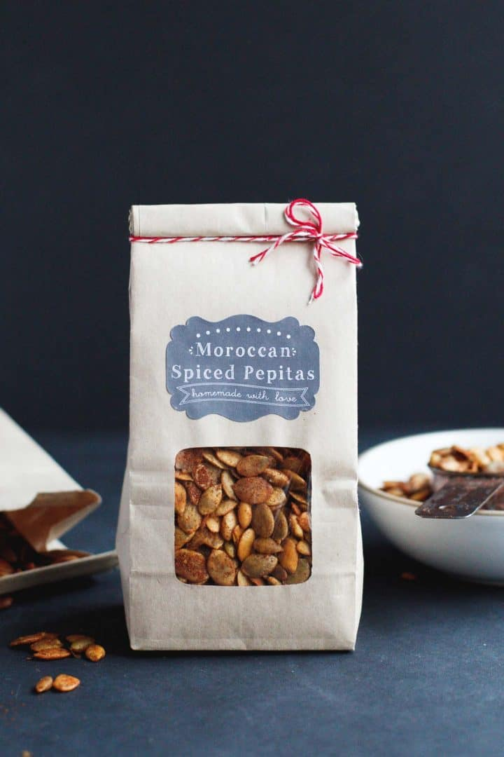 Moroccan Spiced Pepitas Gift
