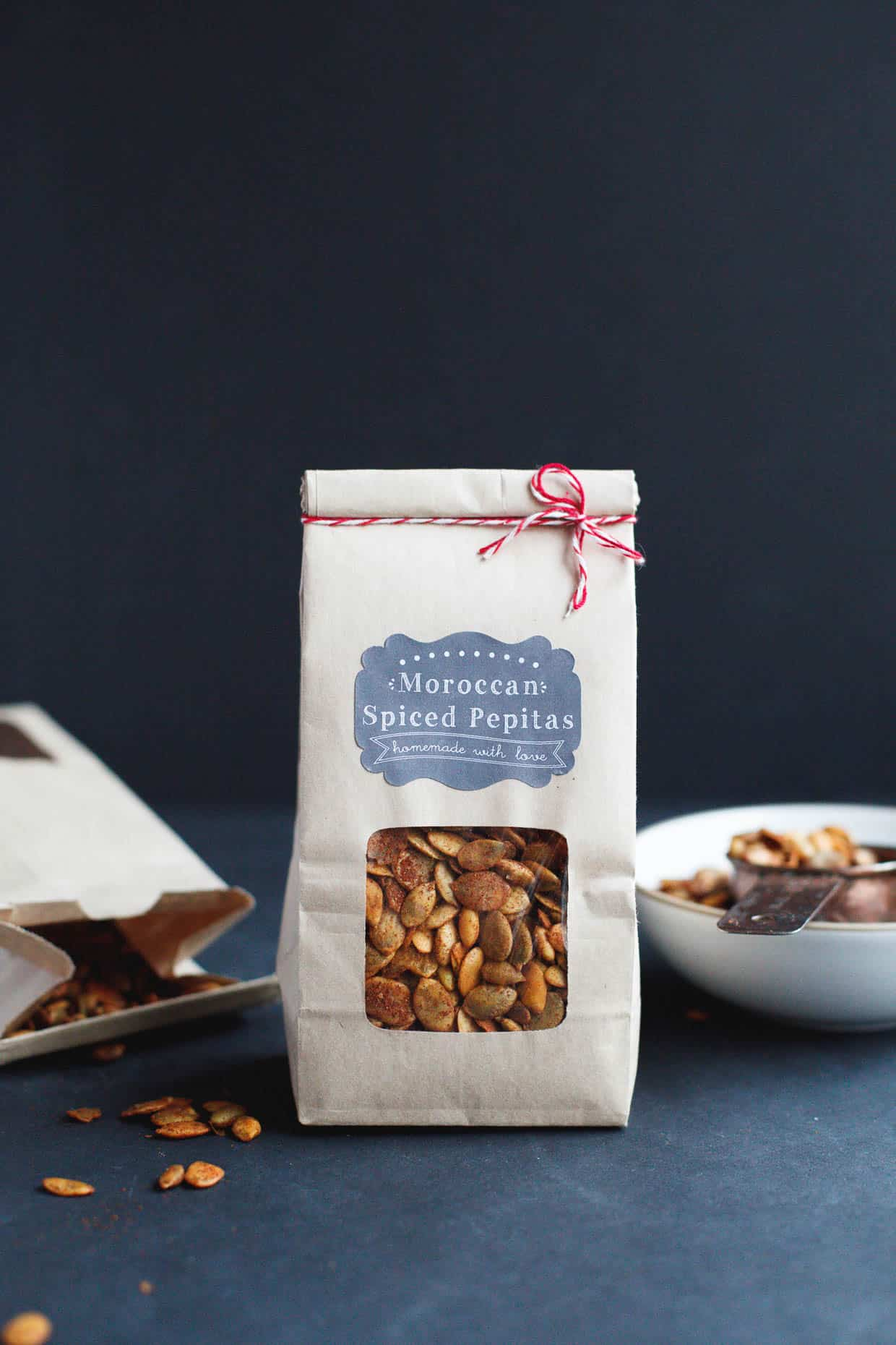 DIY Gift: Moroccan Spiced Pepitas
