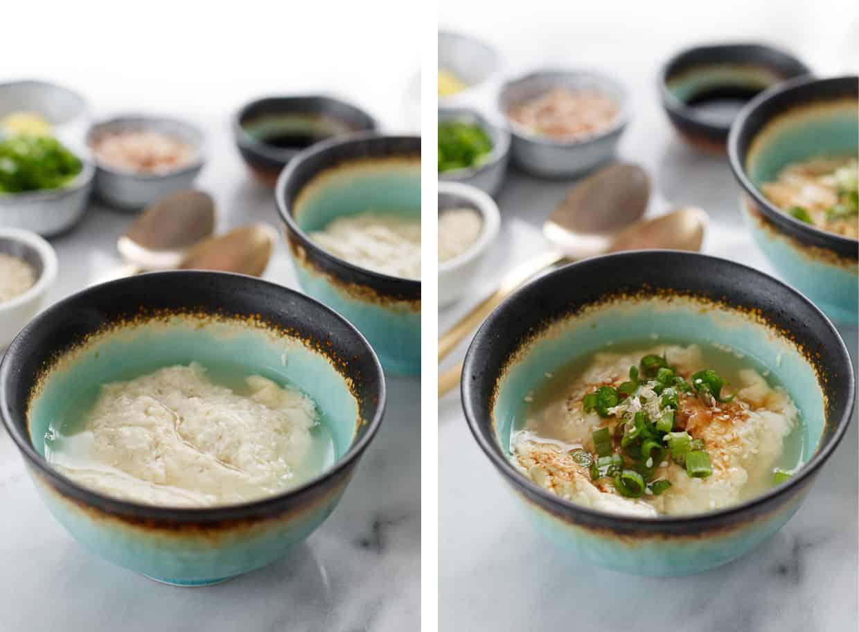 Silken Tofu Curds