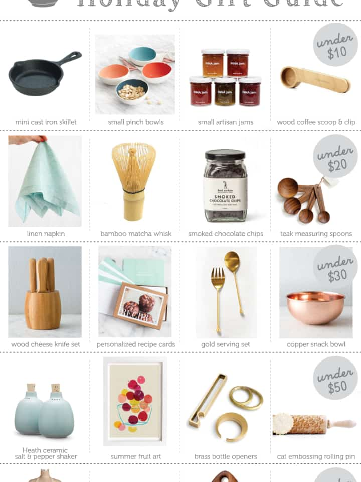 The Kitchen Lovers Gift Guide