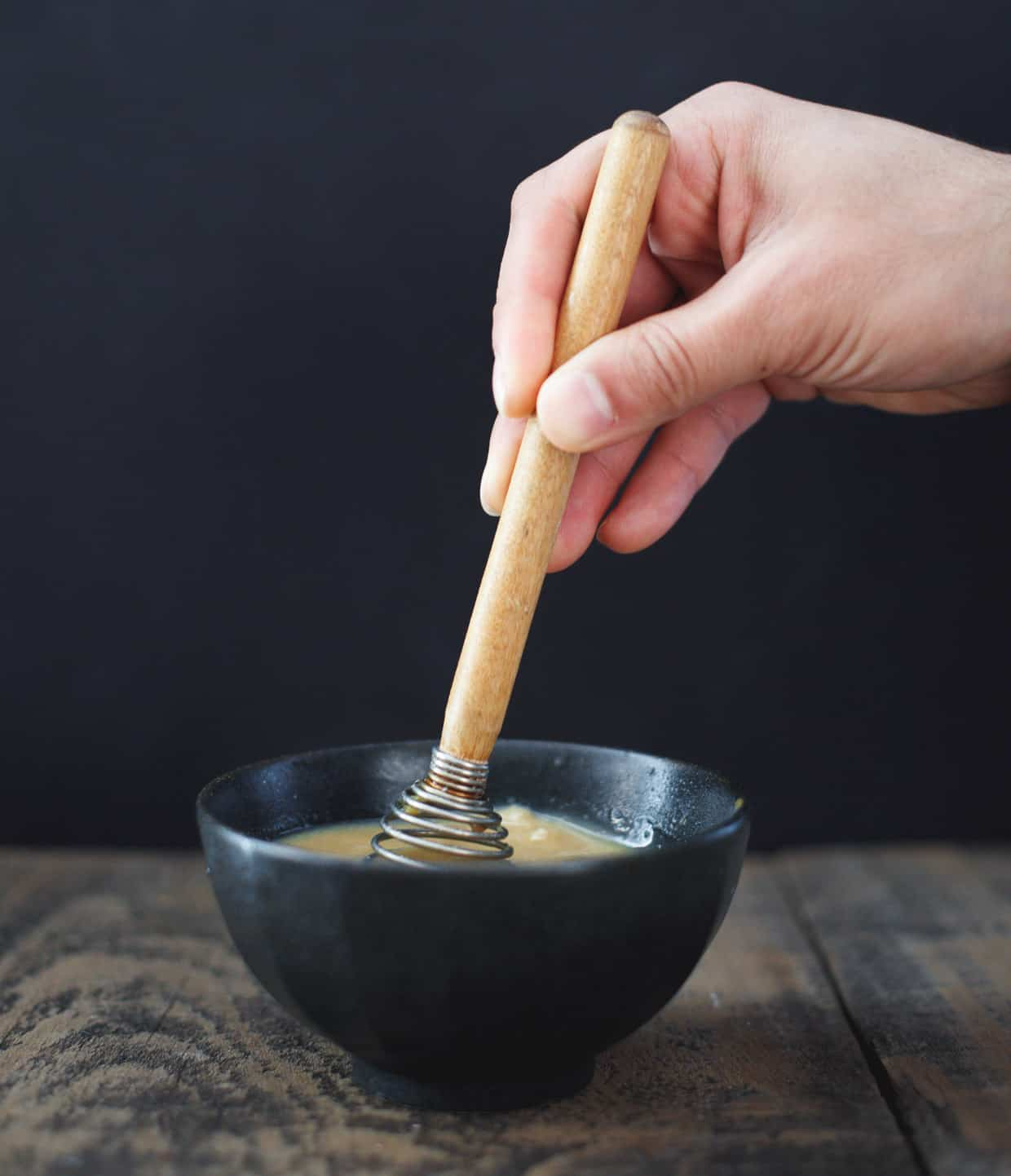 Miso Soup Whisk