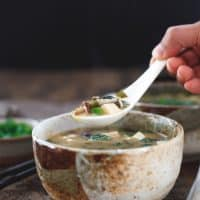 Quick and Easy Dashi Broth