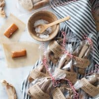 Maple Bacon Fat Caramels