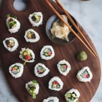 DIY Sushi at Home: A Video Collaboration