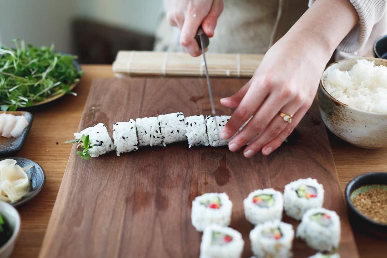 DIY Sushi Roll
