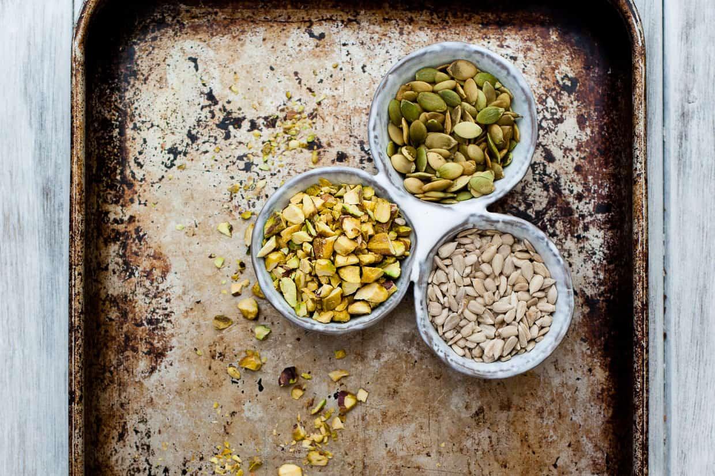Toasted Nuts & Seeds