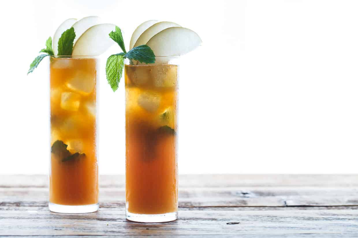 Asian Iced Tea Recipe — Dishmaps