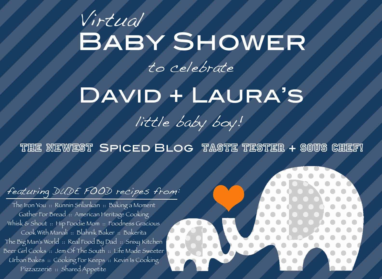 David Virtual Shower