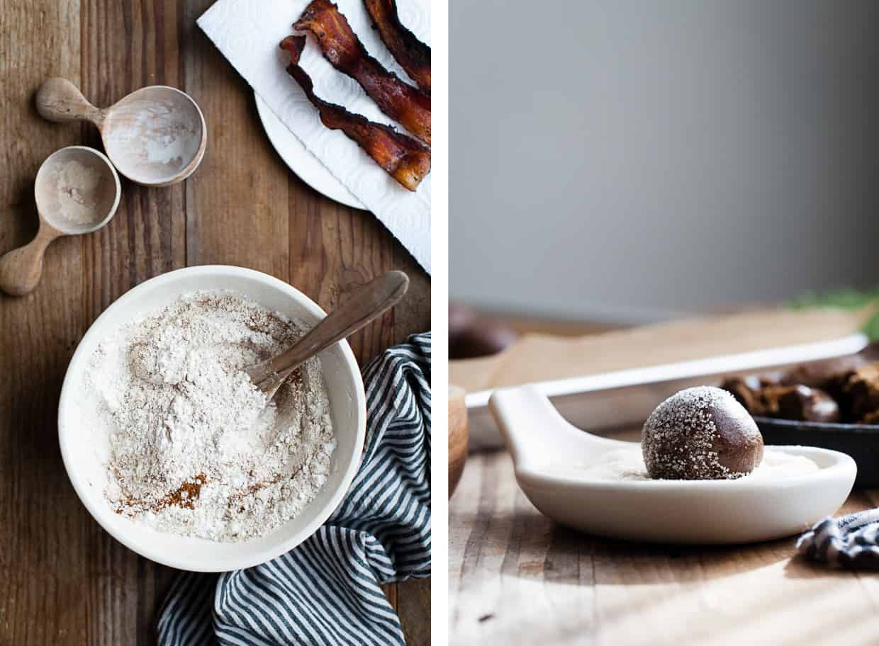 Bacon Fat Gingersnaps Recipes — Dishmaps
