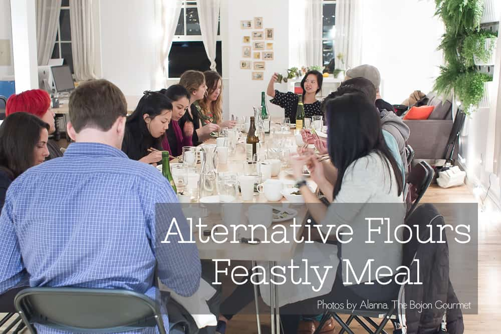 Alternative flours feastly meal