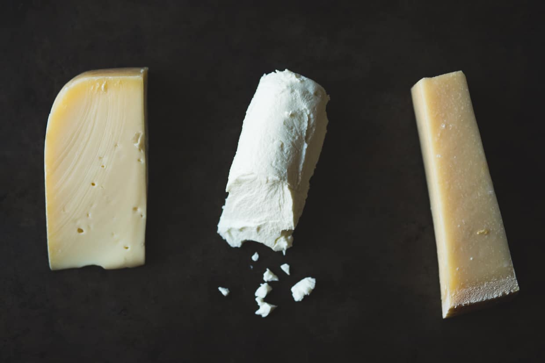 creamy cardoon macaroni and cheese {gluten-free}