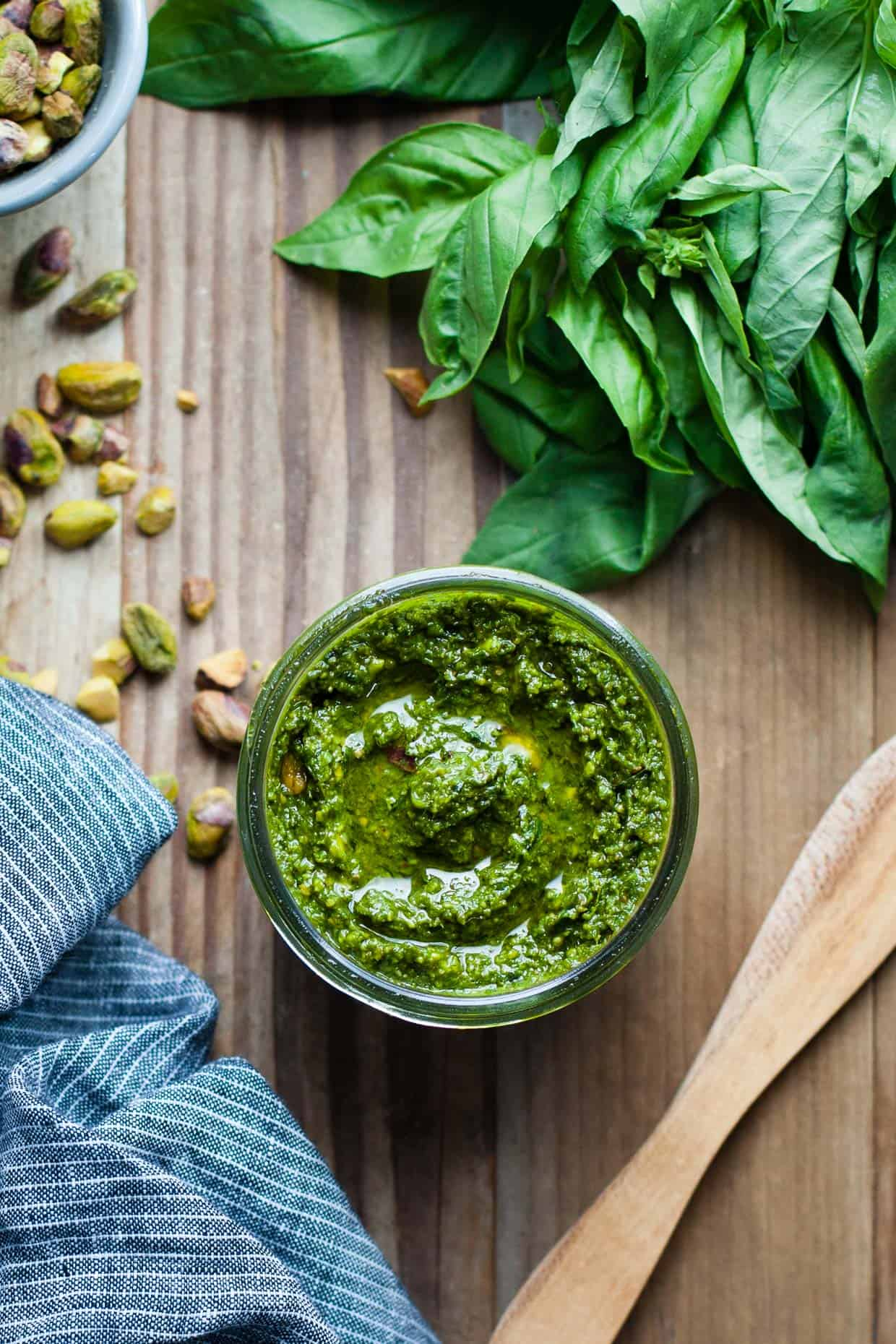 Green Goddess Pesto