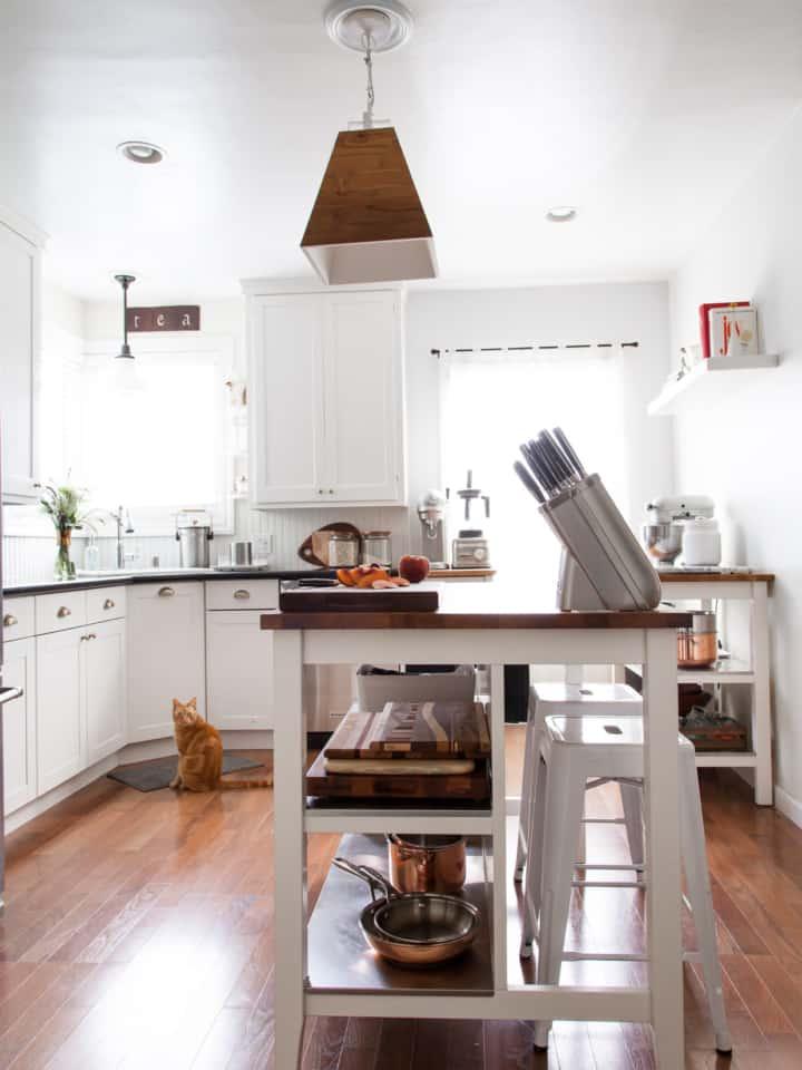 Inside Snixy Kitchen