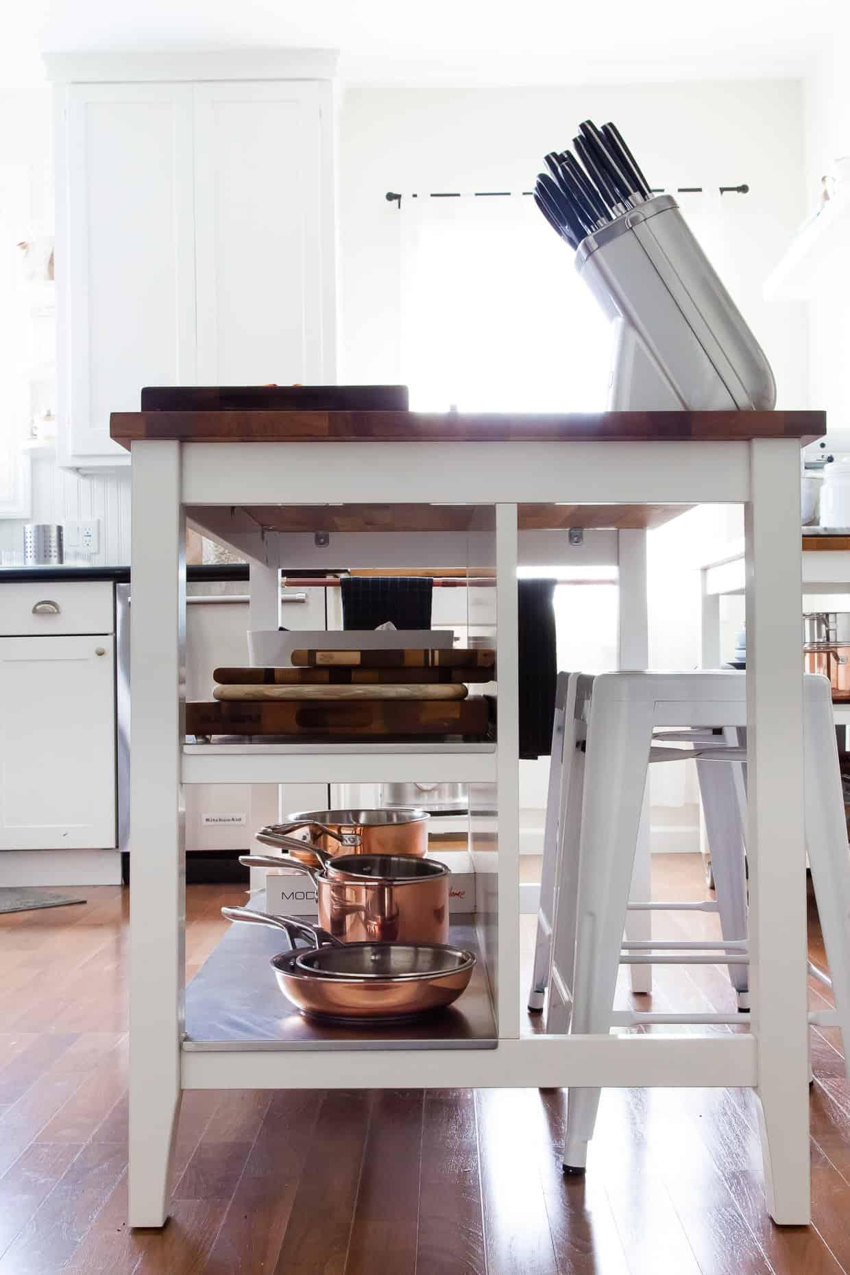Kitchen Island - Snixy Kitchen