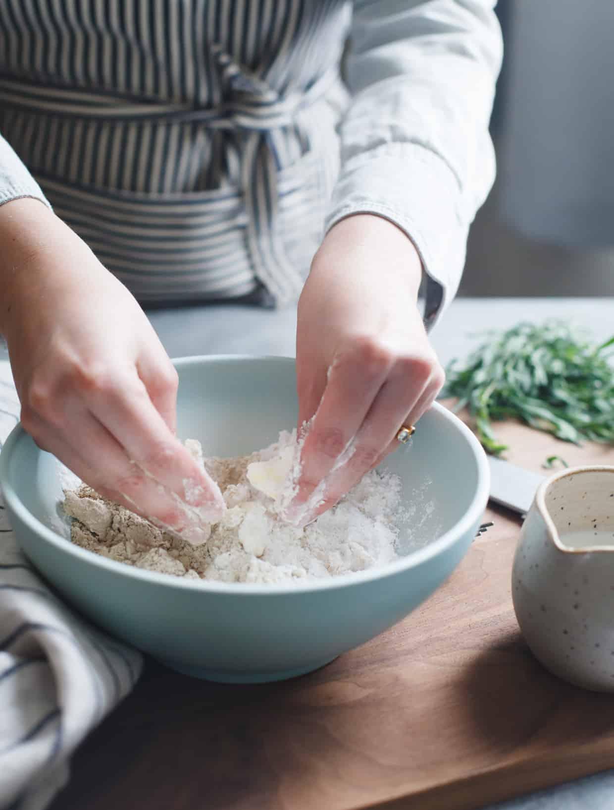 Chestnut Flour Biscuits (Gluten-Free)