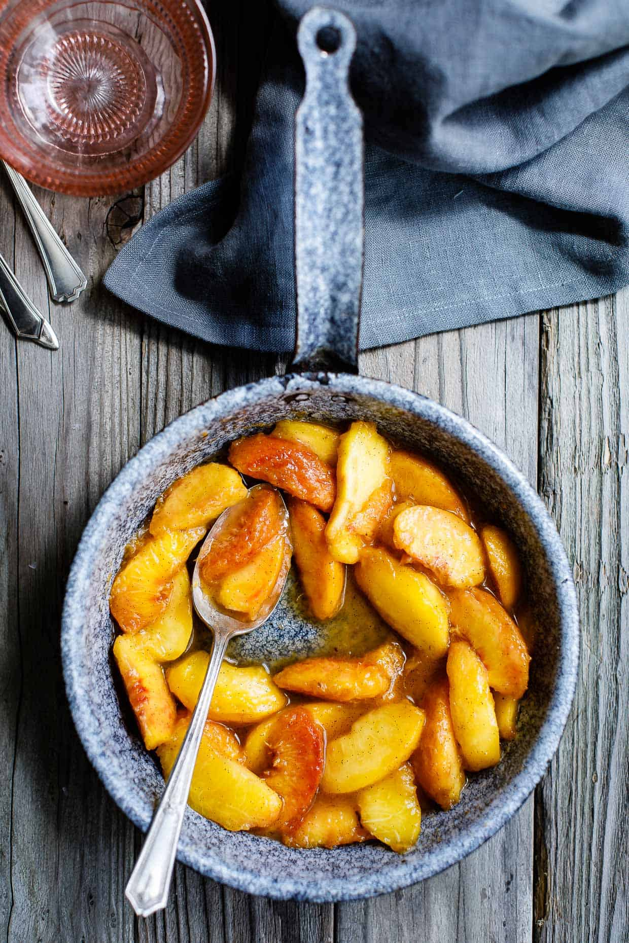 Vanilla Peaches